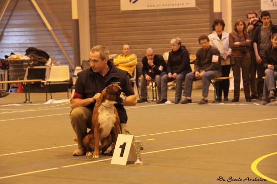 Chelton - RE Clenay, Févr. 2010 ~ 1er EXC Classe Travail